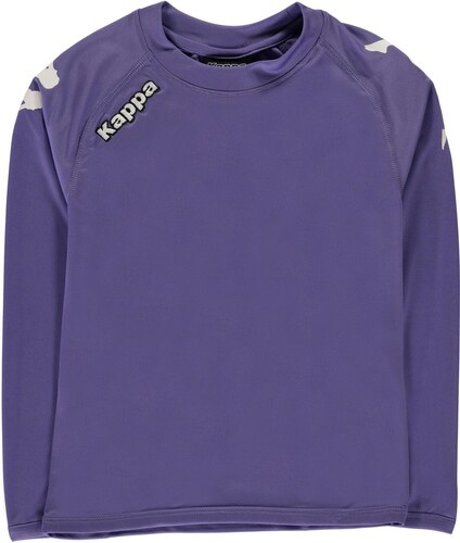 f78c7500835c Tričko Kappa Veneto Long Sleeve Top Junior Boys - Glami.sk