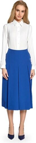 dc8398bf3f07 Kráľovská modrá sukňa Style 089 - Glami.sk