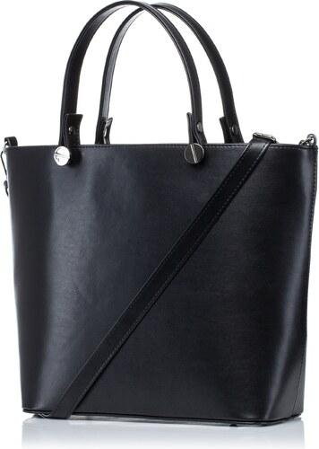 Style Bags Čierna kabelka SB215 - Glami.sk 2718d740e16