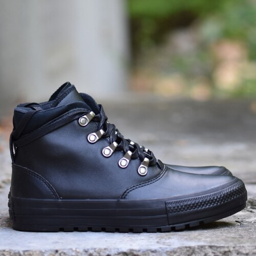 converse Chuck Taylor All Star Ember Boot Dámske zimné topánky C557917 5495c3a045