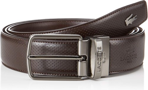 Lacoste RC1620, Ceinture Homme, Marron Brown Hj5, (Taille Fabricant  110) 68ccefdfd7c
