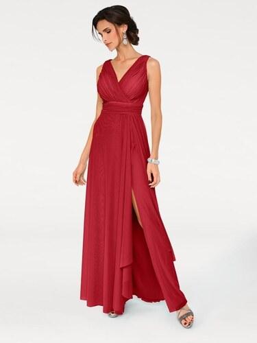 ec42edf48b8 heine TIMELESS Večerné šaty červená - Glami.sk