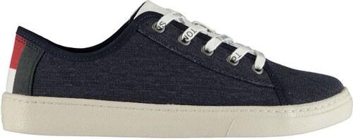 Dámské boty Tommy Hilfiger Jeans Low Train Černé - Glami.cz ef9c2bf08b