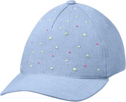 BROEL chlapecká kšiltovka Jun - světle modrá - Glami.cz 82403d7c75