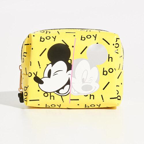 Sinsay - Kozmetická taštička Mickey Mouse - Žltá - Glami.sk 7e3d92c7344