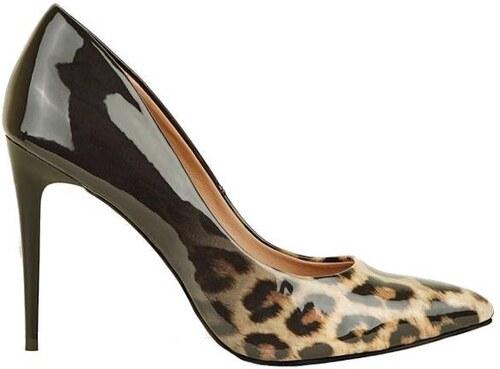 896a55e7ff5b NEW LOOK Leopardí Ombré lodičky - Glami.cz