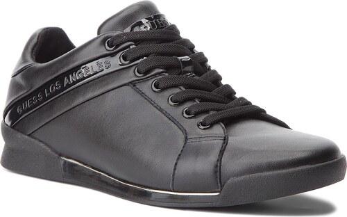 Sportcipő GUESS - FMNGR4 LEA12 BLACK - Glami.hu 5362809e01
