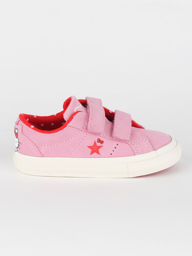 64ee44fa1a229 Topánky Converse One Star V2 X Hello Kitty - Glami.sk