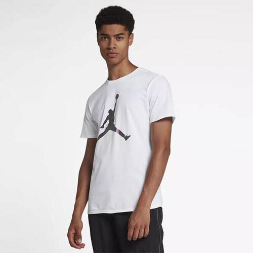 Férfi póló Air Jordan Iconic Jumpman AA1905-100 Tee White - Glami.hu cd4a30f045