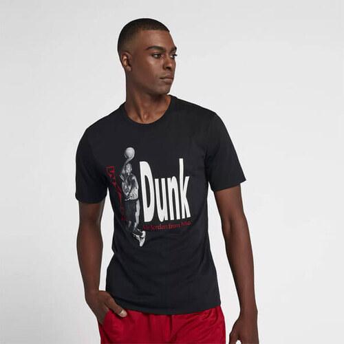 c8a4471da4 Férfi póló Air Jordan Air Photo T-shirt Black - Glami.hu