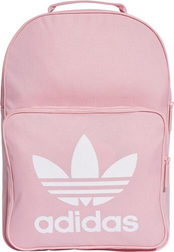 69d8a078d3 Dámský batoh adidas Originals BP CLAS TREFOIL 21.2 l (Růžová) - Glami.cz