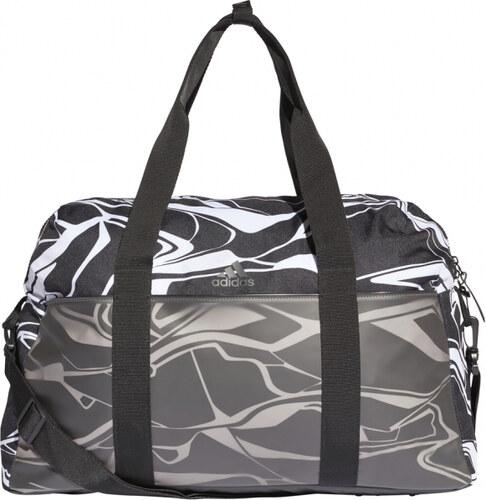 49d8696717 -50% Dámska taška adidas Performance W TR ID DUF G1 (Čierna   Biela)