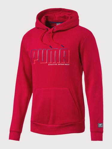 Mikina Puma STYLE Athletics Hoody FL - Glami.cz 15fe75bf35d