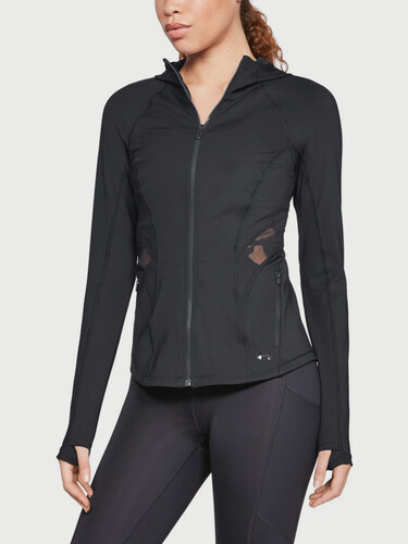 Bunda Under Armour Breathelux Bonded Cutout FZ - Glami.sk 0929fecc4fe
