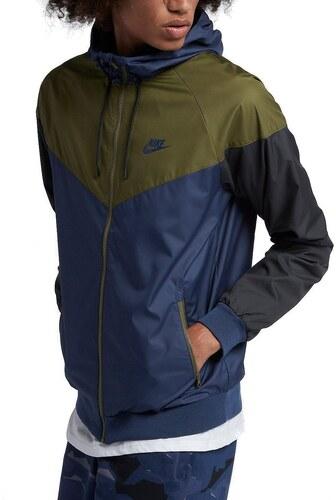 Bunda s kapucňou Nike M NSW WR JKT 727324-410 - Glami.sk ca92b5dcd28