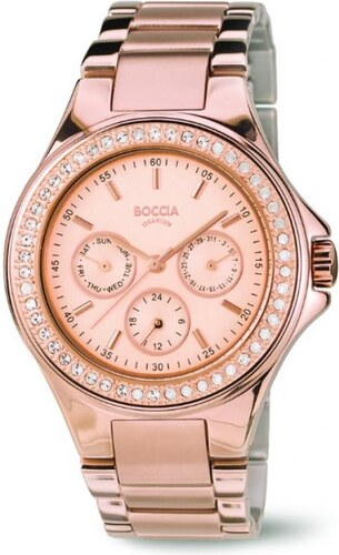 Dámské hodinky BOCCIA TITANIUM 3758-02 - Glami.cz f57d4e9adbd