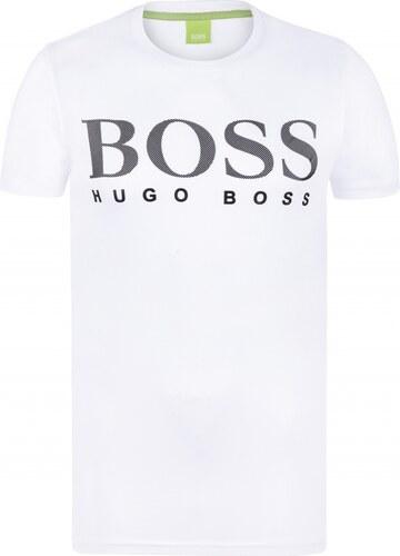 38e6311db7 Pánské tričko HUGO BOSS - bílá - Glami.cz