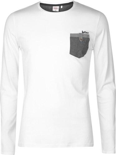 c3984a1632d8 Košeľa Lee Cooper Chambray T Shirt Mens - Glami.sk