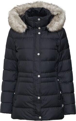 e49eb4ea88 TOMMY HILFIGER Zimná bunda čierna - Glami.sk