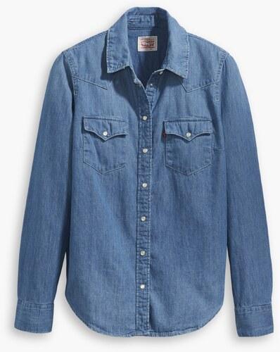 711365693681 Levi s Dámska džínsová košeľa 58930-0000 - Glami.sk