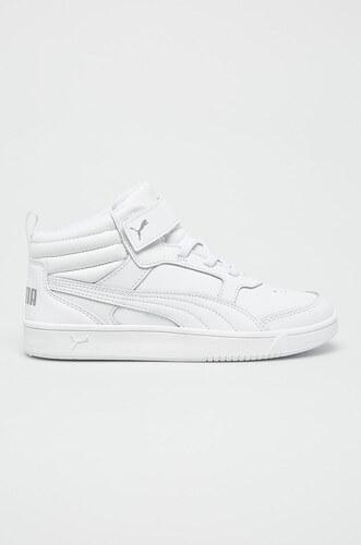 Puma - Dětské boty Rebound Street v2 - Glami.cz a466e6197c
