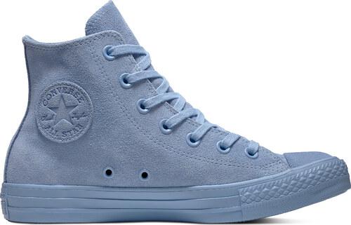 Converse modré členkové tenisky Chuck Taylor All Star Hi Light Blue ... 88b06b802e