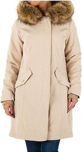 Dámsky štýlový kabát - Glami.sk b2efbb68830