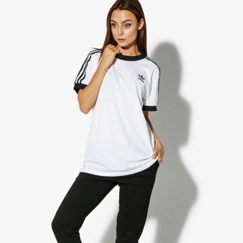 Adidas Tričko Ss 3 Stripes Tee Adicolor ženy Oblečenie Tričká Dh3188 ... 9e625700240