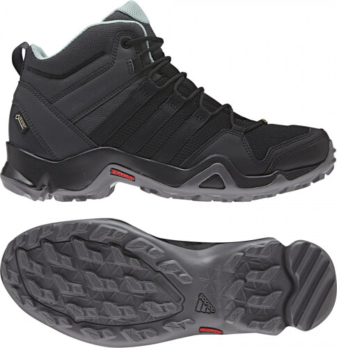 794b8b071001 -40% Členkové topánky adidas Performance TERREX AX2R MID GTX W (Čierna    Zelená)