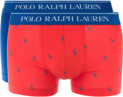 Férfi Polo Ralph Lauren 2 db-os Boxeralsó szett Kék Piros - Glami.hu 02fd78f2ac