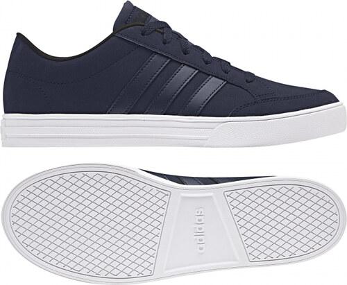 a4ba0407890 Tenisky adidas Performance VS SET (Tmavo modrá   Čierna) - Glami.sk