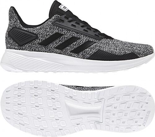 -35% Pánske bežecké topánky adidas Performance DURAMO 9 (Čierna   Biela) 4c2b702640d
