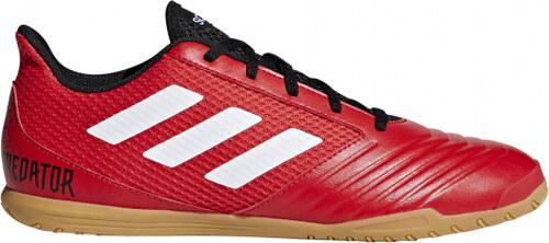 e11fdc95d3a -40% Pánské sálové kopačky adidas Performance PREDATOR TANGO 18.4 SALA  (Červená   Bílá   Černá)