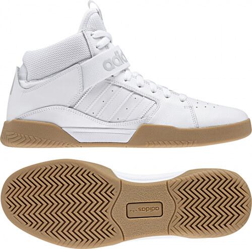 Pánské kotníkové boty adidas Originals VRX MID (Bílá) - Glami.cz 80e3a46604