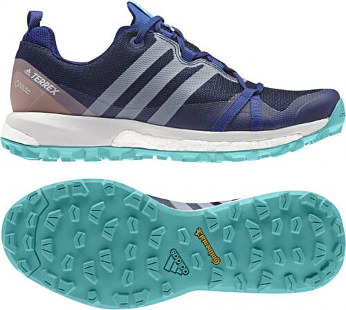 c2c9c425e53b -40% Dámske outdoorové topánky adidas Performance TERREX AGRAVIC GTX W ( Modrá   Šedá   Pastelová)