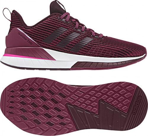2a5972a021 Dámske bežecké topánky adidas Performance QUESTAR TND (Červená   Ružová)