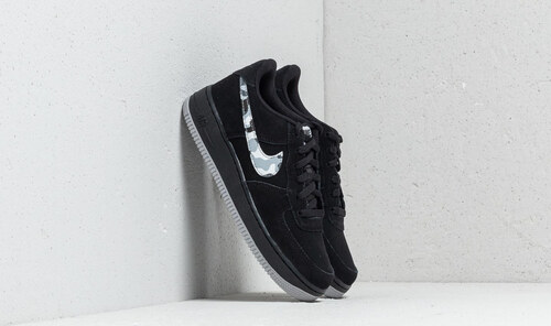 f096905c152 Nike Air Force 1 (GS) Black  Wolf Grey-Dark Grey - Glami.cz