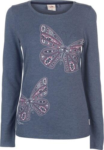 86a5de8451df Dámske tričko Lee Cooper Long Sleeve Logo T Shirt Ladies - Glami.sk