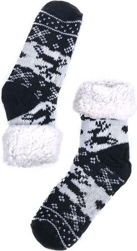 UK LOOKeN dámské pletené ponožky z ovčí vlny - Glami.cz b94a2fa05c