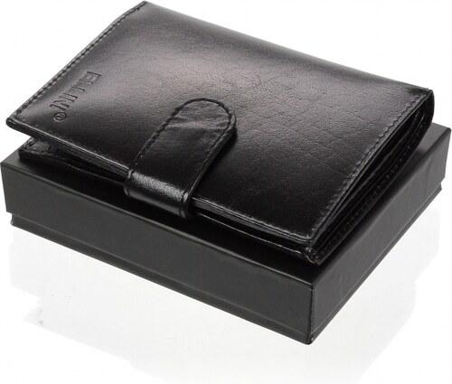 Ellini černá pánská kožená peněženka v dárkové krabičce RFID - Glami.cz 5c8e3d0b9f