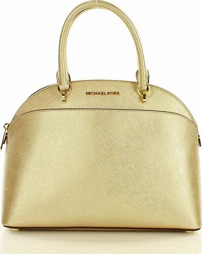Luxusná zlatá kabelka MICHAEL KORS PALE GOLD (MK27a) - Glami.sk c4bc35d6381
