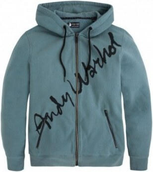 Mikina na zip Andy Warhol Pepe Jeans EXPLODED - Glami.cz 656f01adcf