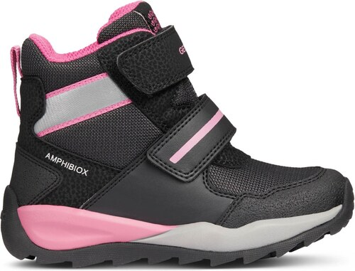 Geox Dievčenské zimné topánky Orizont - čierne - Glami.sk 6f2db8abdc
