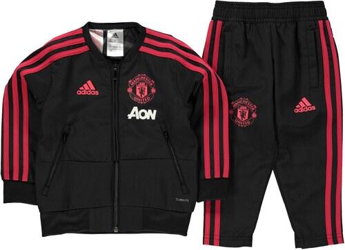 -10% Tepláková súprava adidas Manchester United Pre Match Tracksuit Infants 7e8262277c9