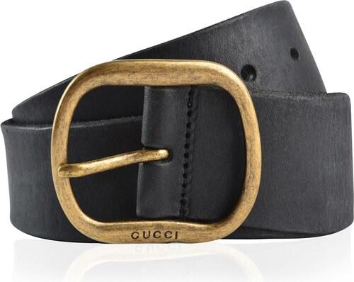 4c8509dcf Opasok Gucci Square Buckle Leather Belt - Glami.sk