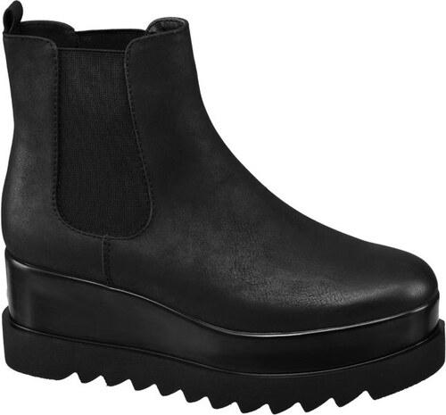 Deichmann - Graceland Kotníková obuv Chelsea na platformě - Glami.cz c9f73e46f5