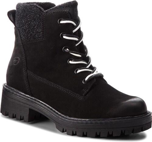 c3ed2b22e16f5 Outdoorová obuv TAMARIS - 1-25214-21 Black Comb 098 - Glami.sk