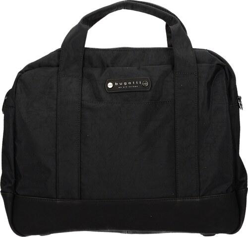 83024ea5f66 Bugatti pánska laptopová taška - čierna - Glami.sk