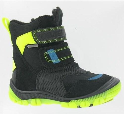 9132b2dc9 Primigi Chlapčenské zimné topánky - čierne - Glami.sk