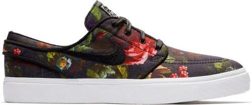 -35% Nike SB Pánské boty Nike ZOOM STEFAN JANOSKI CNVS 42 multi-color black- a4566a2a92